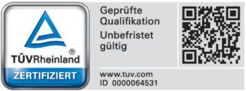 tuev zertifikat